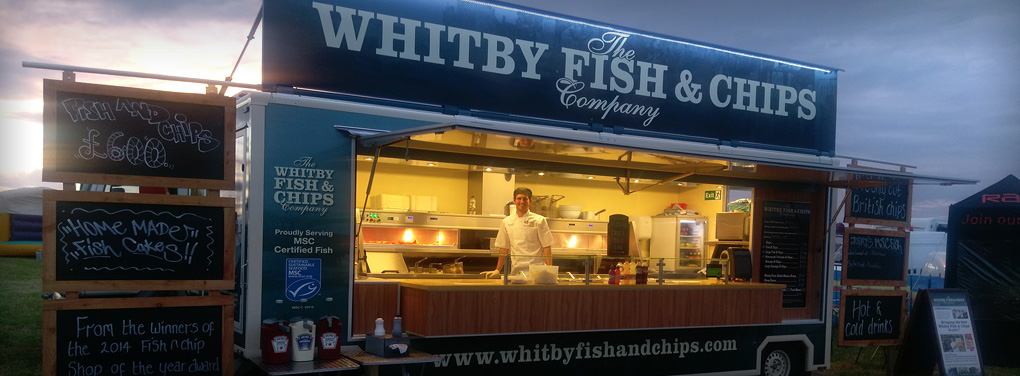 The whitby fish and chips company whitby fish and chips for Adrian fish restaurant