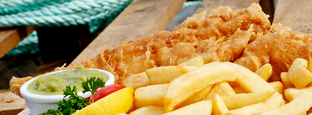 Fish and Chips from the Whitby Fish & Chips Company